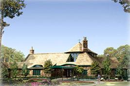 Creek Club Restaurant Reynolds Plantation